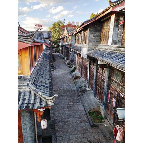 улицы в Азии