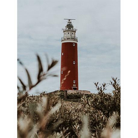 открытка маяк
