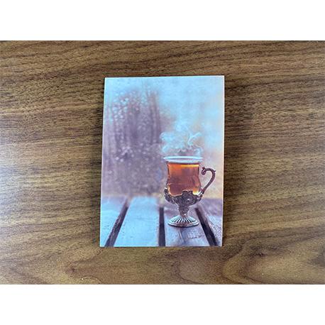 открытка с чаем