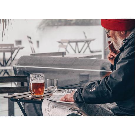 моряк пиво